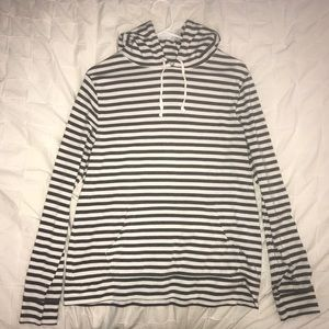 Old Navy Striped Thin Sweatshirt
